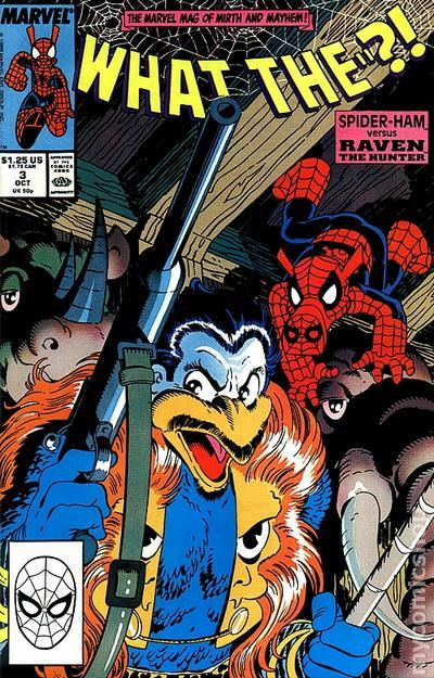 What The --?! (1988) Comic Books
