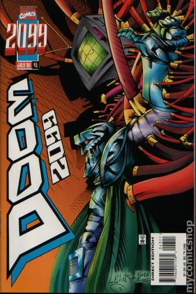 Doom 2099 1993 43