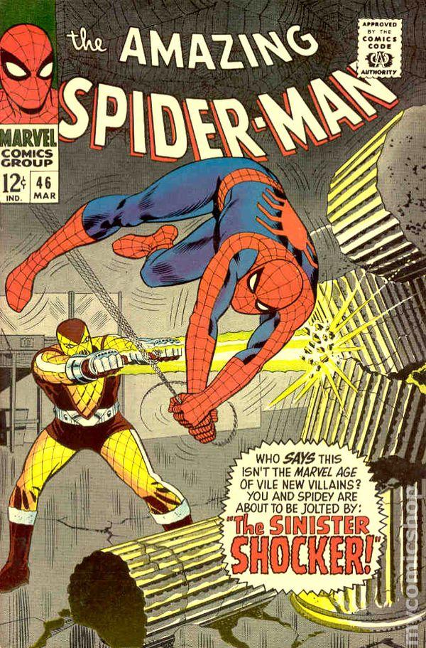 52654f8e Amazing Spider-Man (1963 1st Series) comic books