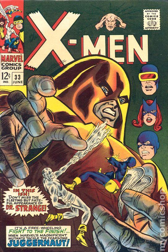 Uncanny X Men 1963 1st Series Comic Books