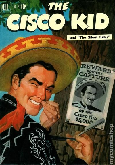 Comic Books In Wanted Poster