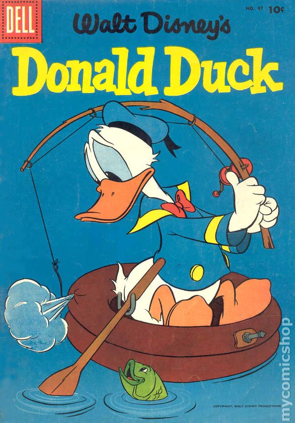 donald duck 1940 dell gold key whitman gladstone comic books. Black Bedroom Furniture Sets. Home Design Ideas