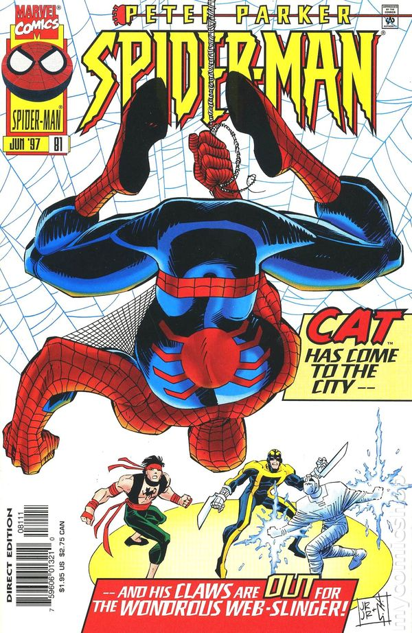 Stop N Shop Hours >> Spider-Man (1990) comic books