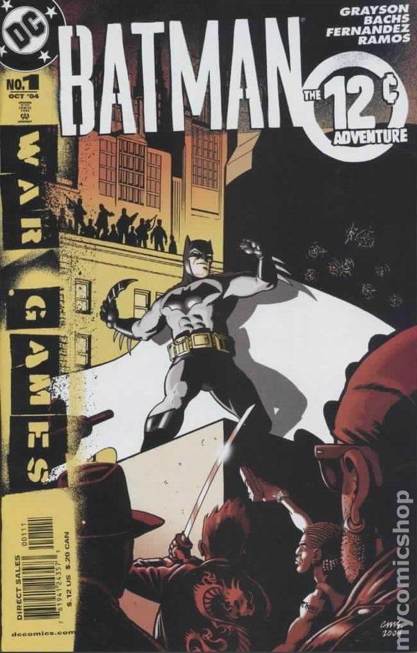 Batman The 12 Cent Adventure 2004 Comic Books