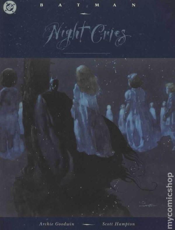 BATMAN: NIGHT CRIES ARTICLES