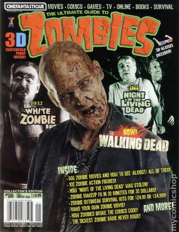 cf044af5cc7 Cinefantastique Presents the Ultimate Guide to Zombies SC (2012 ...