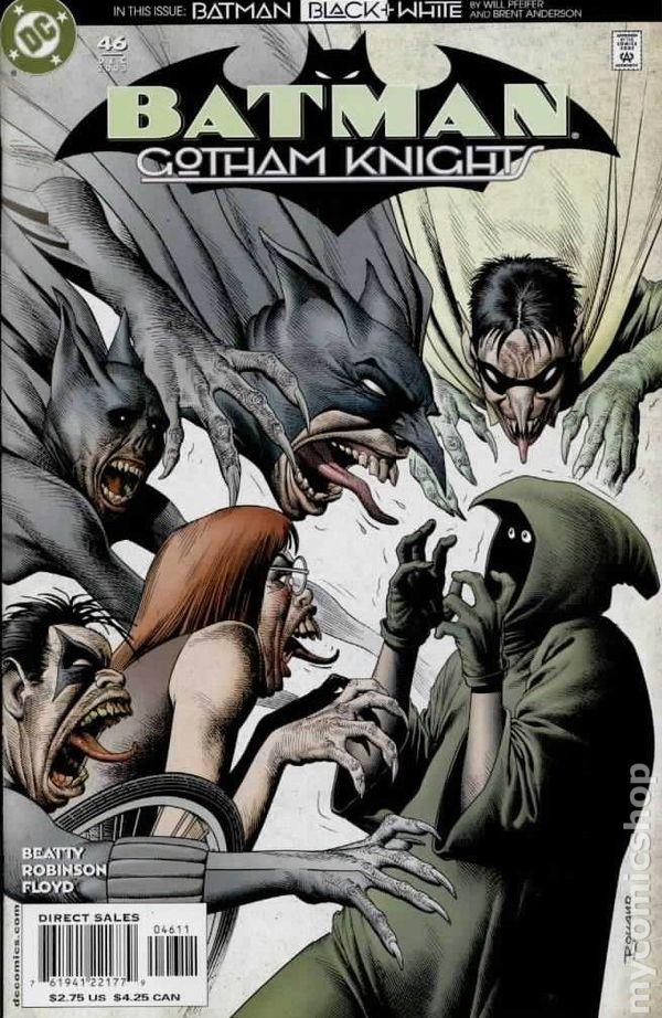 batman gotham knights  2000  comic books