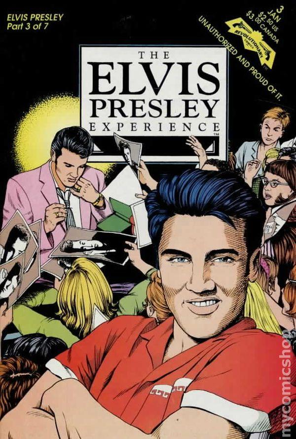 Elvis Presley Experience 1st Printing #3