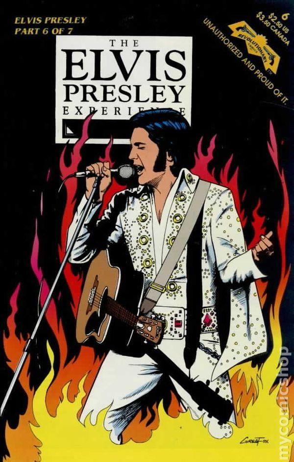 Elvis Presley Experience 1st Printing #6