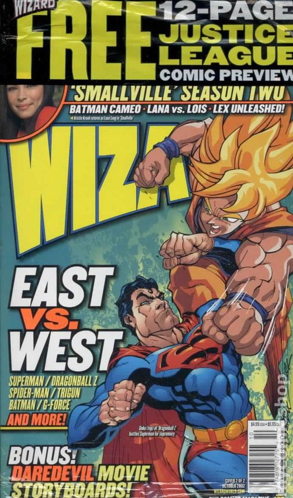 Wizard the Comics Magazine (1991) comic books