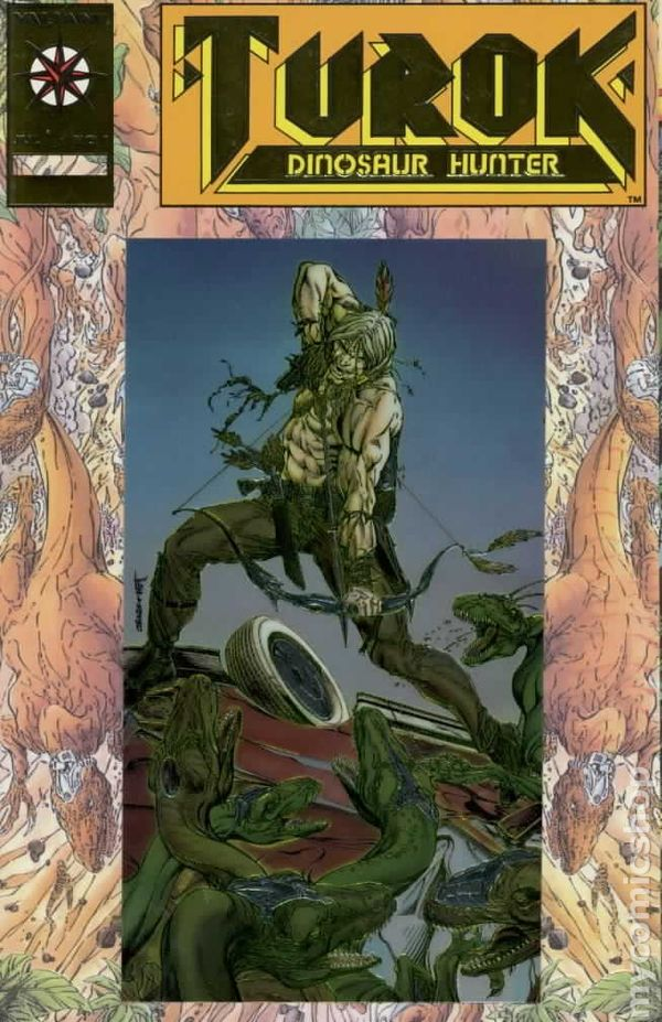 Image result for valiant comics turok
