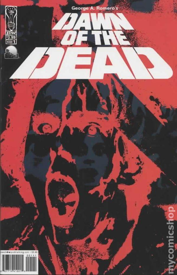 Dawn of the Dead (2004) comic books