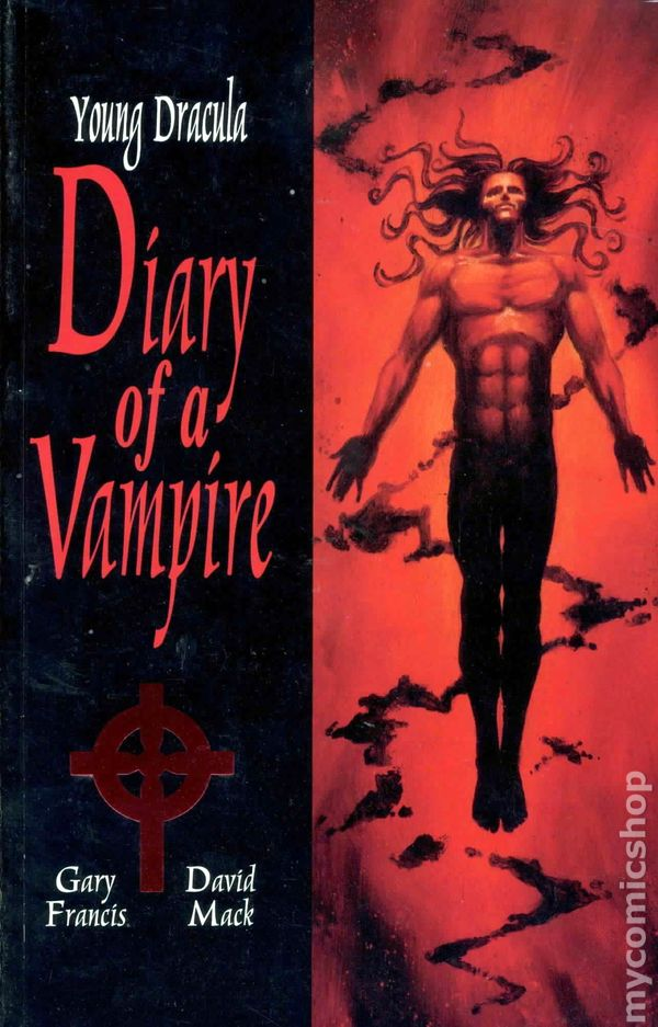 Young Dracula Diary of a Vampire TPB (1994) comic books