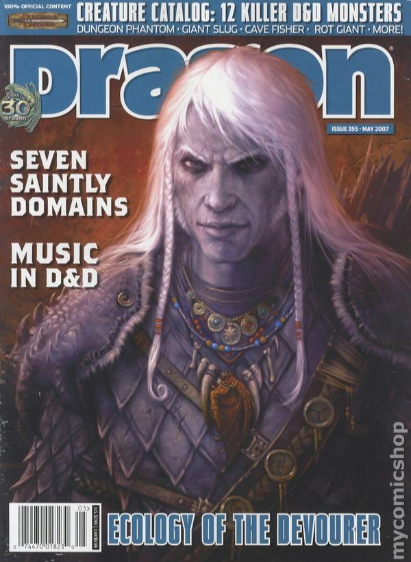 Pdf 357 dragon magazine