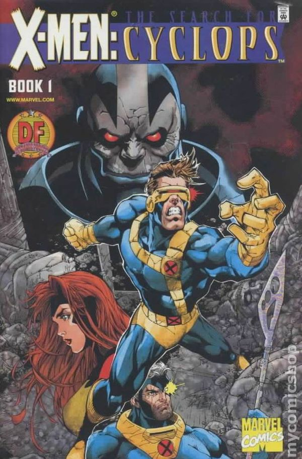 X-MEN SEARCH FOR CYCLOPS #1-4 NEAR MINT COMPLETE SET 2000