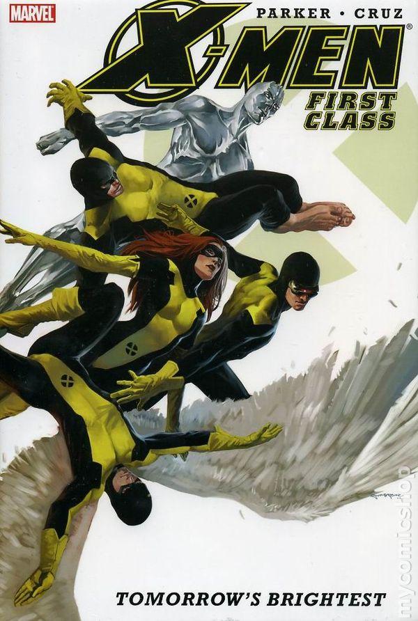 Comic books in 'X-Men First Class TPB' X Men First Class Erik Kills