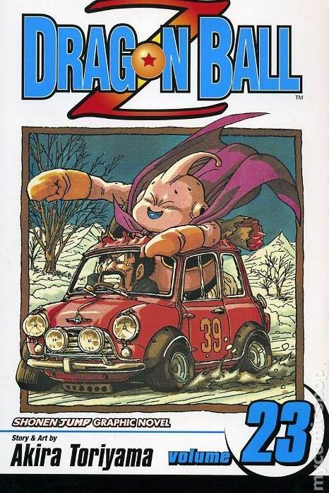 dragon ball z tpb 20032006 shonen jump edition digest