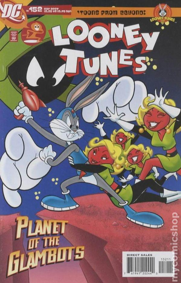 looney tunes 1994 dc comic books