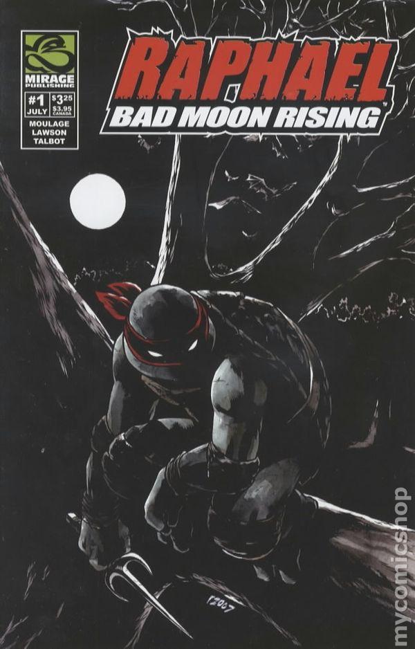 Comic Books July 2007