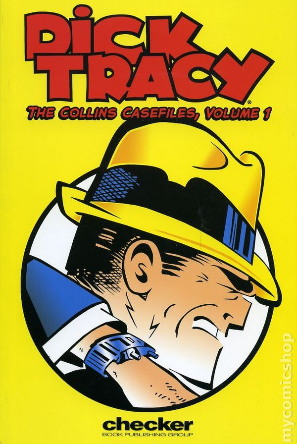 Dick tracy context map