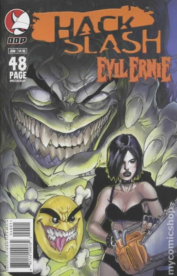 Evil Ernie 2005 0A Evil Ernie comic