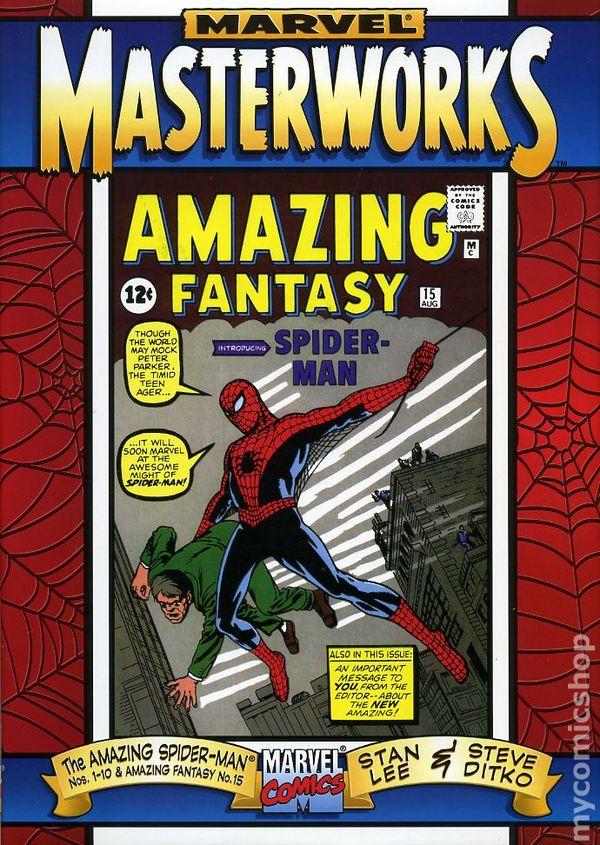 Gil Kane/'s The Amazing Spider-Man HC Artist/'s Edition #1-1ST NM 2012