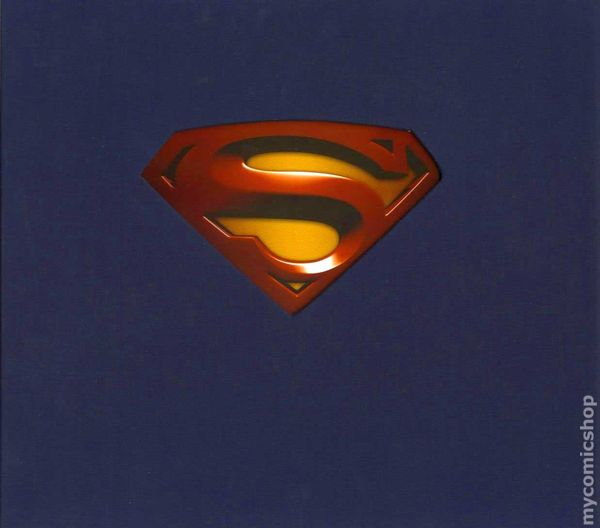 Superman Returns Deluxe Photo Book Hc 2006 Comic Books