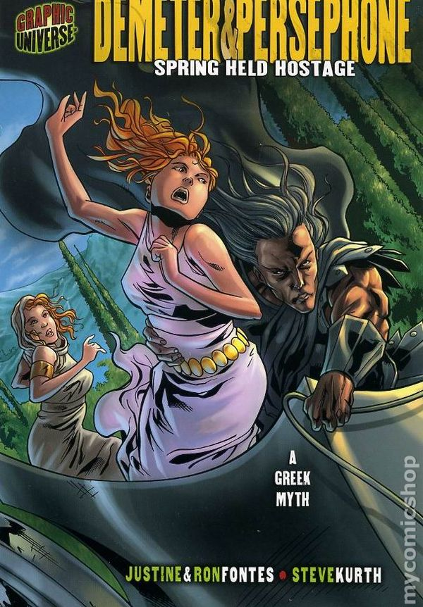 Persephone Comic Graphic Universe: Deme...