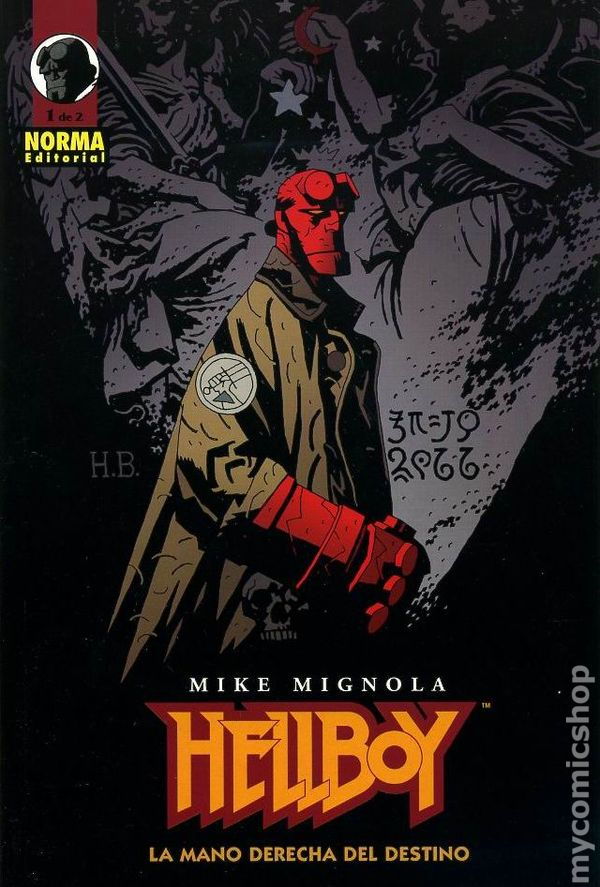 how to make hellboy right hand of doom