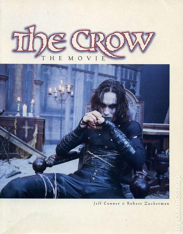 Crow The Movie SC (1994 Kitchen Sink) comic books