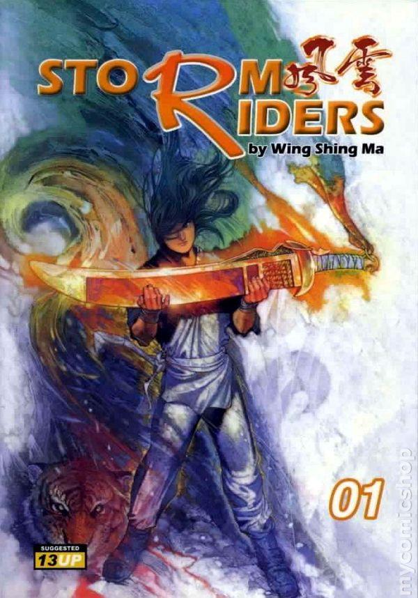 The Littlest Stormrider (Stormriders Book 1)