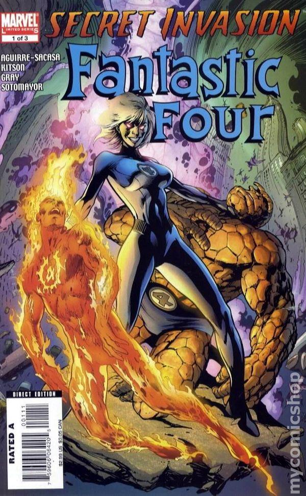 Collectibles 7.5 Yet Not Vulgar Good Fantastic Four 1961-96 #144 Vf Comics