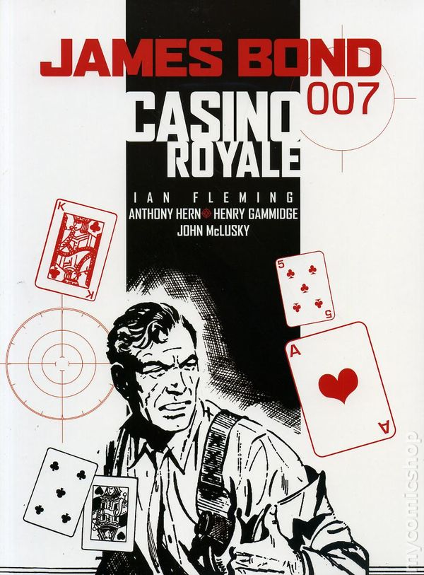 James Bond Casino Royale Book
