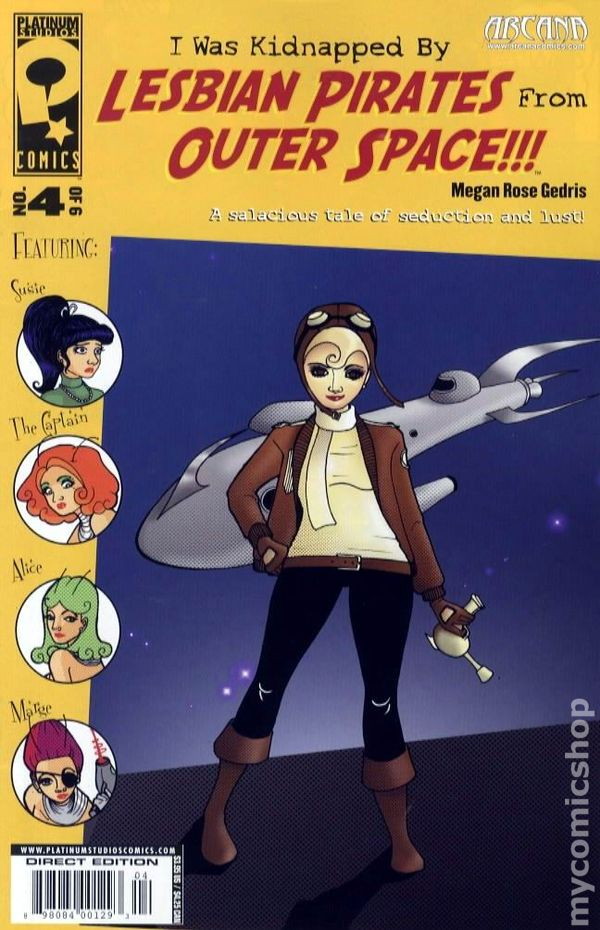 I Was Kidnapped By Lesbian Pirates From Outerspace 2008 -2466