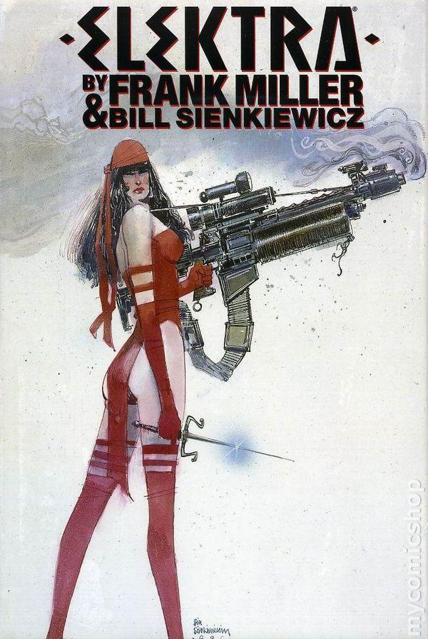 Elektra Omnibus HC (2008 Marvel) - 111.8KB