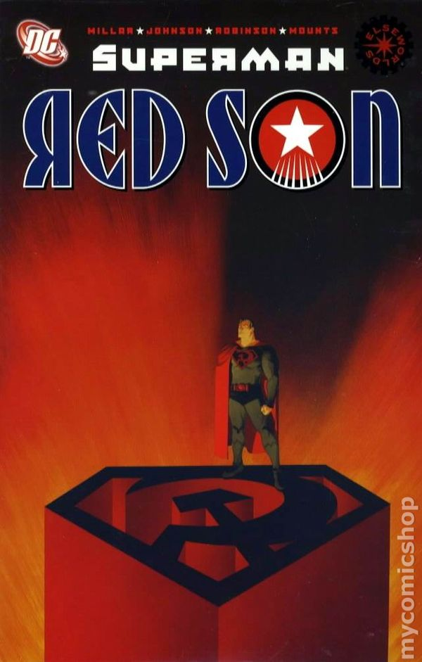 Superman Red Son Comic Books Issue 1