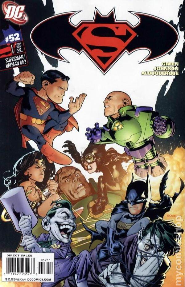 Comic Books In Clown