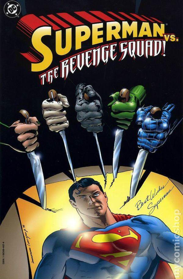 Superman vs  the Revenge Squad TPB (1999 DC) 1-1ST FN