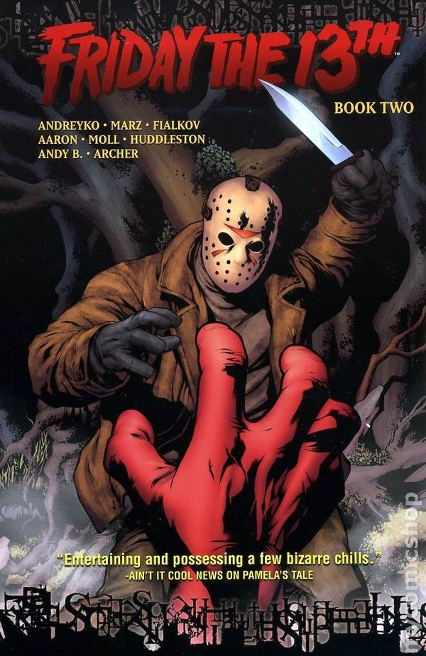 Friday The 13th Tpb 2007 2008 Dc Wildstorm Comic Books
