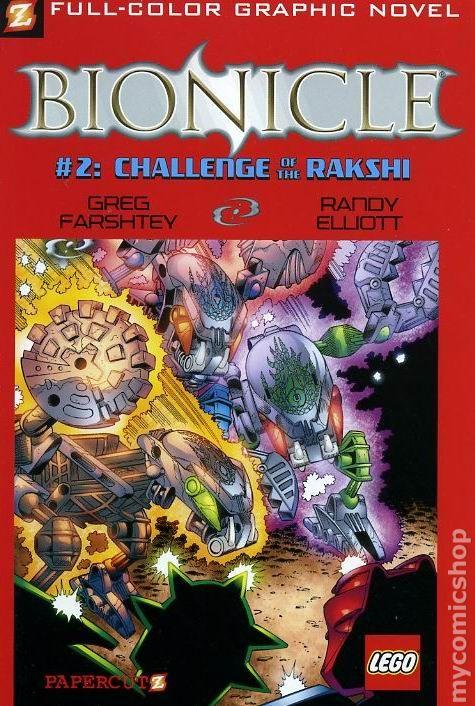 Bionicle Comics Pdf