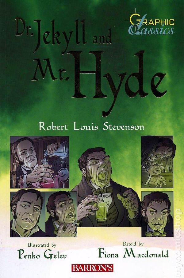 a biography of robert louis stevenson and the importance of the strange case of dr jekyll and mr hyd Robert louis stevenson's classic the strange case of dr jekykll and mr hyde presents the theme of divided self while offering insight into victorian england.