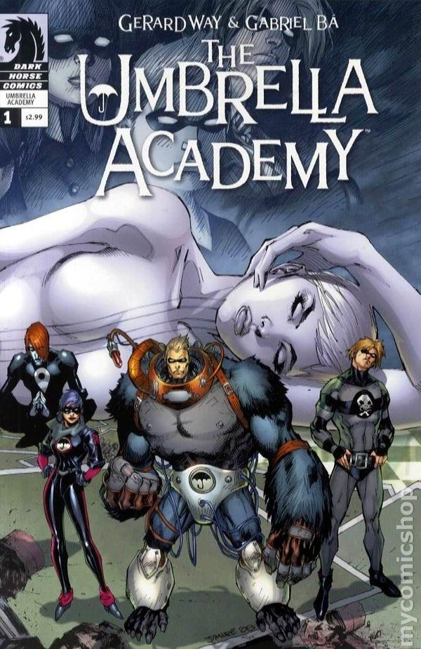 Umbrella Academy Comic