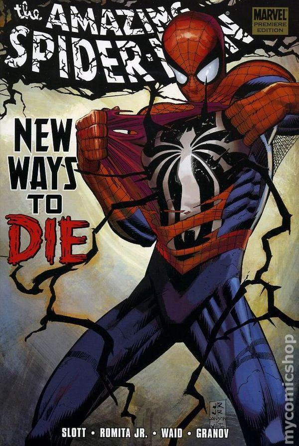 Amazing Spider-Man New Ways to Die HC (2009 Marvel) comic ...