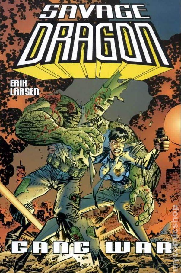 #10 Savage Dragon 1993-Present