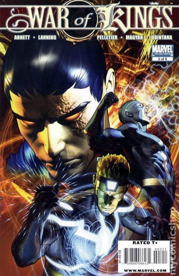 7a7edbdef67a4 Comic books in  War of Kings