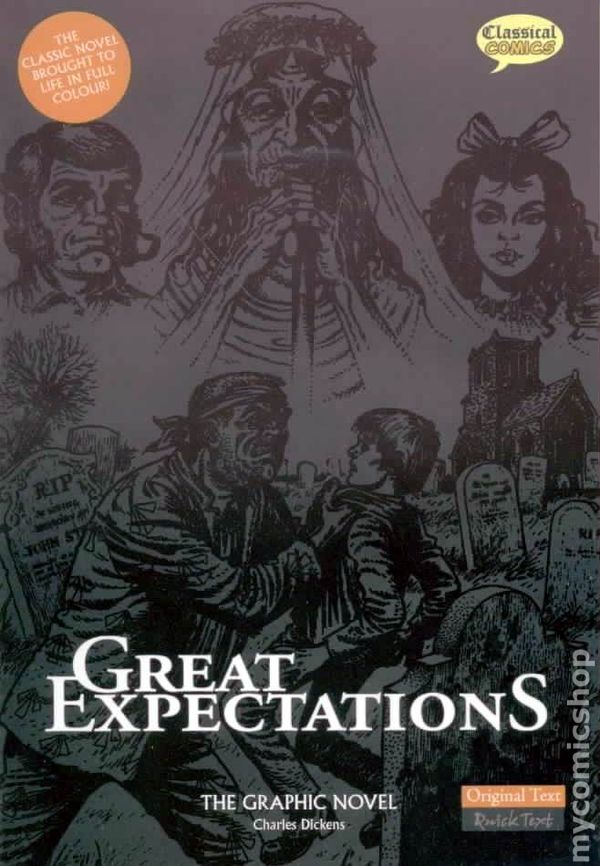 an analysis of the influence of love on the characters in the novel great expectations by charles di Pip is an orphan living on the kent marshes with his abusive sister and her husband, joe gargery, the village blacksmith while exploring in the churchyard near the tombstones of his parents, pip is accosted by an escaped convict the convict scares pip into stealing food for him, as well as a metal.