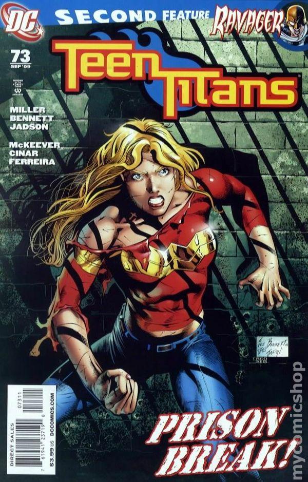 Teen Titans 2003-2011 3Rd Series Comic Books-8379
