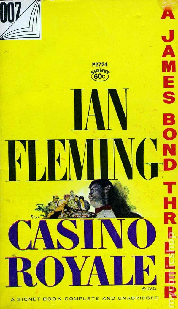 Casino Royal Book