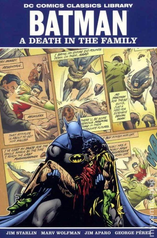 Batman: Death of the Family - Wikipedia