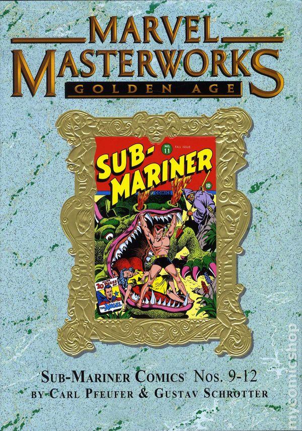 Comic books in 'Golden age reprints'